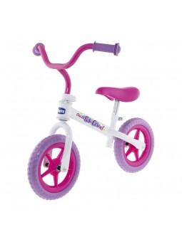 Bicicleta sense pedals...