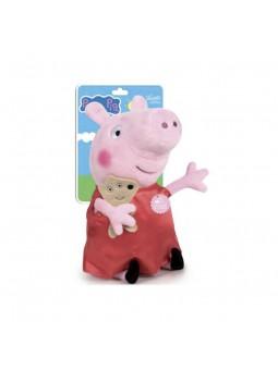 Peluix Peppa Pig amb so