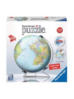 Globo 3D Puzzle