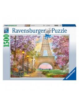 Puzzle 1500 Amor a paris