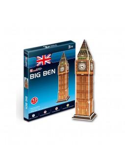 Puzle 3D Big Ben mini