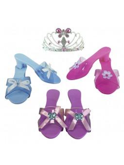 Set sabates i tiara