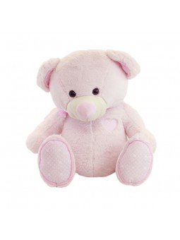 Peluix rosa i blau 50 cm