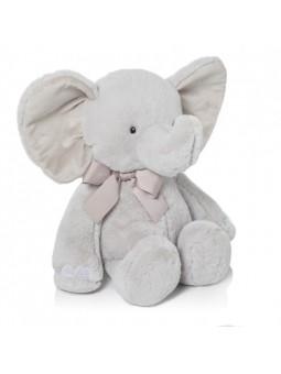 Baby elefant gris 26 cm