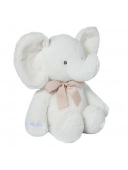 Baby elefant crema 26 cm
