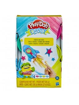 Play-Doh Elaxtix Cohet