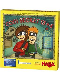 Haba | Codi Secret 13+4