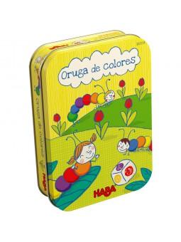 Haba | L'eruga de colors
