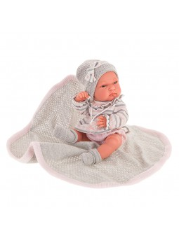 Nounat Baby Toneta toquilla