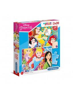 Puzzle 2x20 Princeses