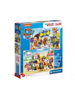 Puzzle 2x20 Paw Patrol