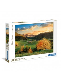 Puzzle 3000 Els Alps