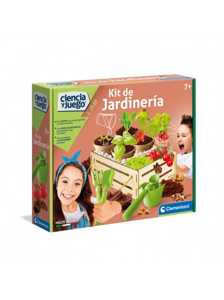 Kit de Jardineria