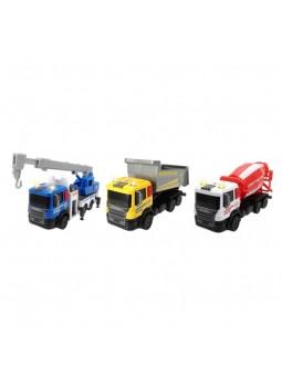 Camió construcció amb llum i so