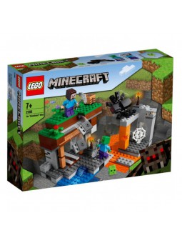 "LEGO Minecraft ""La Mina Abandonada"""