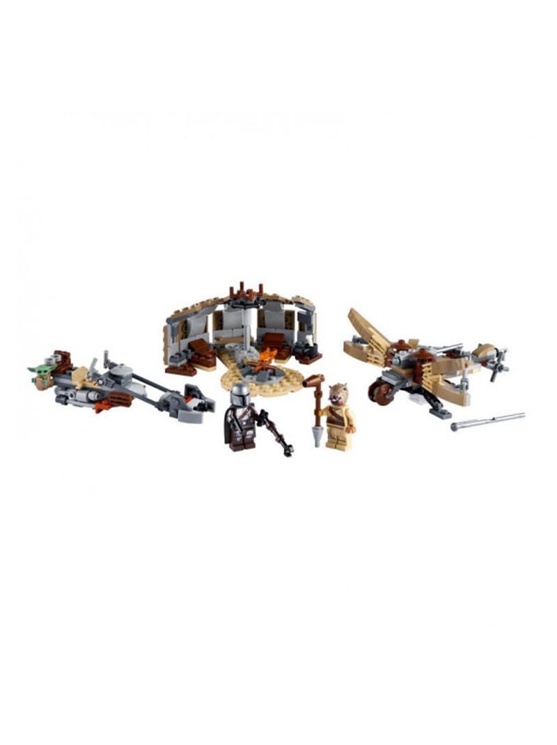 "LEGO Star Wars ""Problemas en Tatooine"""