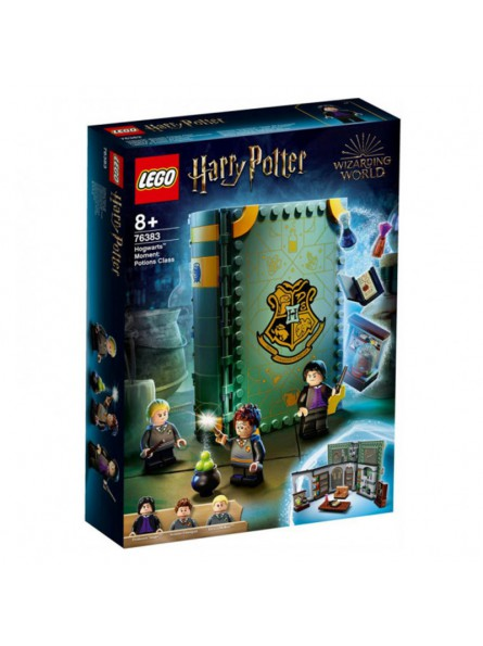 "LEGO Harry Potter ""Momento Hogwarts: Clase de Pociones"""