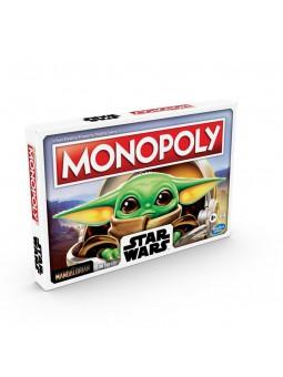 """MONOPOLY STAR WARS """"The Child"""""""