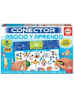 """Conector """"asocio y aprendo"""" en castellà"""