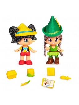 Pinypon contes 2 figures