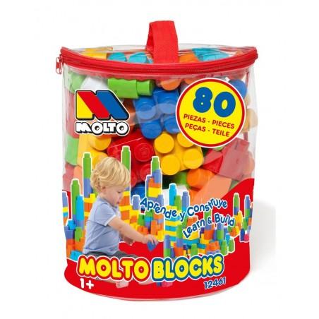 Bossa blocs 80 peces