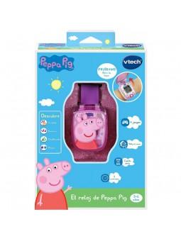 Peppa Pig rellotge morat