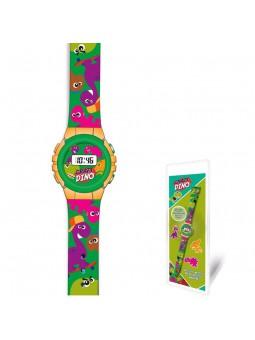 Rellotge digital Crazy Dinosaur
