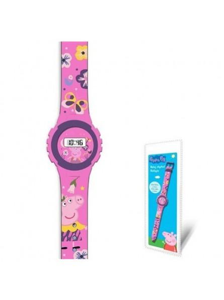 Rellotge digital Peppa Pig