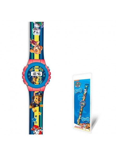 Rellotge digital Paw Patrol