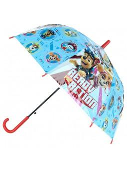 Paraigües transparent Paw Patrol 46 cm