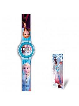 Rellotge digital Frozen 2