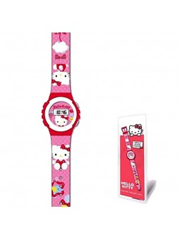 Rellotge digital Hello Kitty