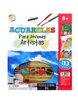 Pintures amb aquarel·les Petit Picasso