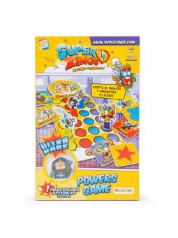 Joc de taula Superzings Powers Kid Kazoom