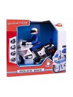 Moto de policia Mossos