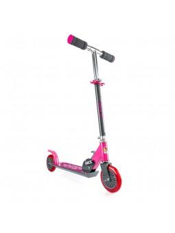 Patinet plegable City Scooter Rosa