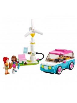 Cotxe elèctric d'Olivia LEGO FRIENDS