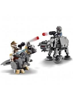 Microfighters Star Wars: AT-AT vs Tauntaun