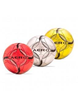 Pilota futbol Aero metal·litzada