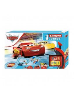 Pista Disney Cars Cursa d'amics