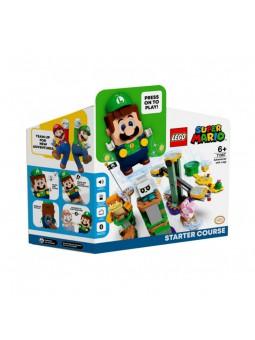 LEGO Super Mario Starter Set Personatge Luigi