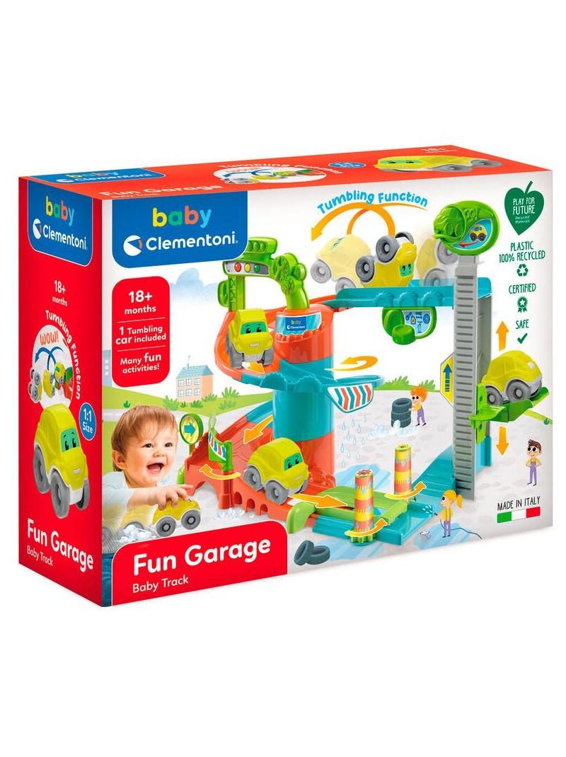 Baby garatge divertit