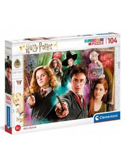Puzle de Harry Potter de 104 peces