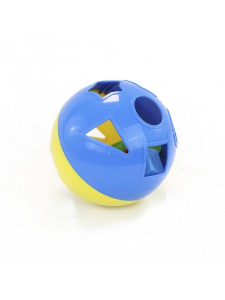 Bola amb encastis