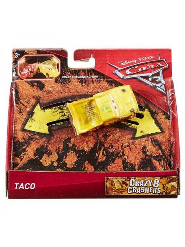Taco Cars 3 cotxes crazy