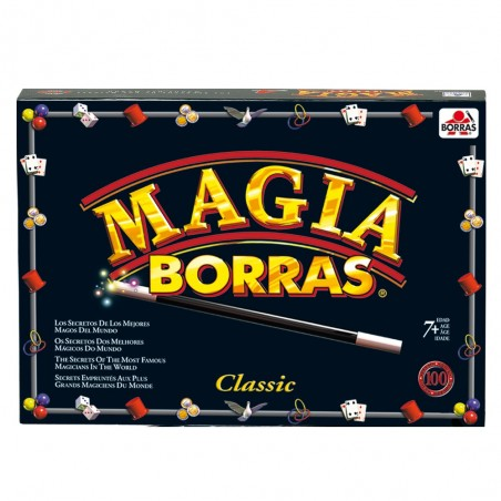 Màgia Borrás clàssica 100 trucs
