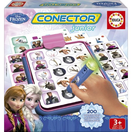 Conector junior Frozen