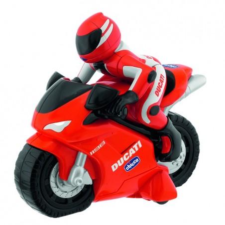 Moto radiocontrol Ducati