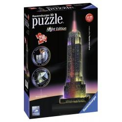 Puzle 3D Empire State Building edició nit 216 peces