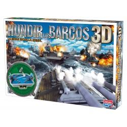 Enfonsar els vaixells 3D